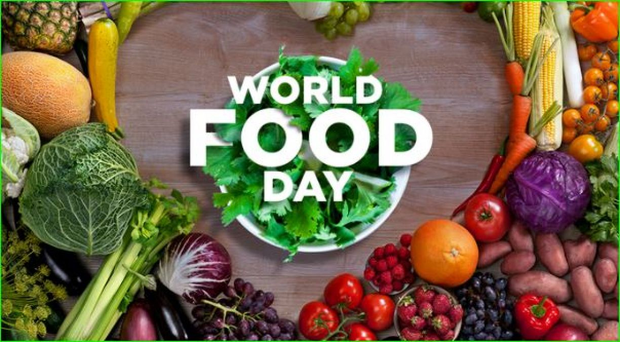 World Food Day first celebrated in 1980, take this oath today | News Track Live, NewsTrack English 1