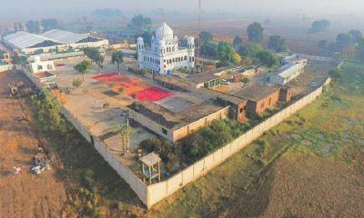 Pak government claims, Kartarpur Sahib will be the world's most beautiful gurdwara