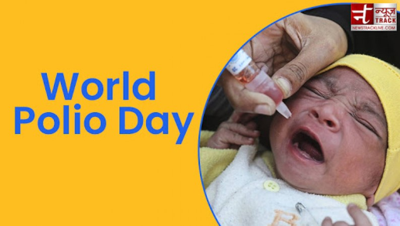 जानिए क्या है वर्ल्ड पोलियों दिवस का महत्त्व