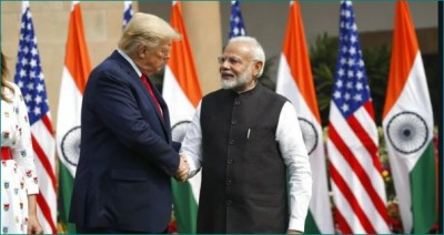 Trump releases campaign video for Indian-Americans featuring PM Modi