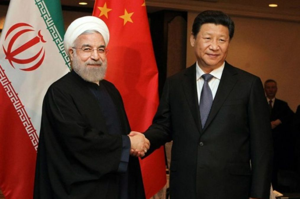 After Pakistan, China will deploy 5000 soldiers to increase its dominance in Iran