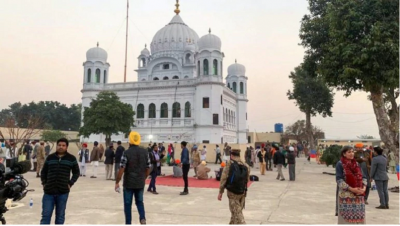 Pak starts visa process for Kartarpur Sahib, Nagar Kirtan will start from October 28