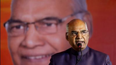 President Ramnath Kovind's flight halted for three hours due to technical failure