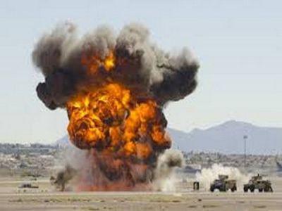 ਆਤਮਘਾਤੀ ਬੰਬ ਧਮਾਕੇ 'ਚ 24 ਲੋਕਾਂ ਦੀ ਮੌਤ ਹੋ ਗਈ ਤੇ 22 ਲੋਕ ਜ਼ਖ਼ਮੀ