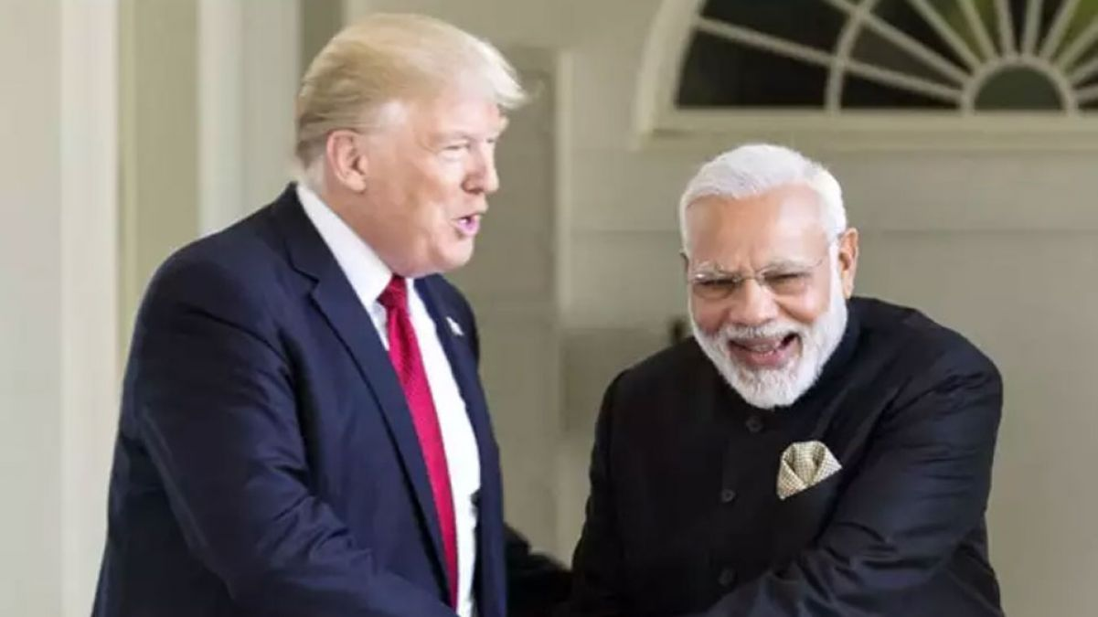 President Trump's statement about 'Howdy Modi', says, something big is going to happen, I will definitely go