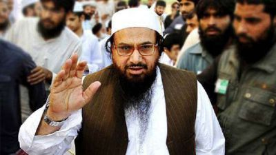 Pakistan's love for terror again exposed, wrote a letter to the UN for Hafiz Saeed's help