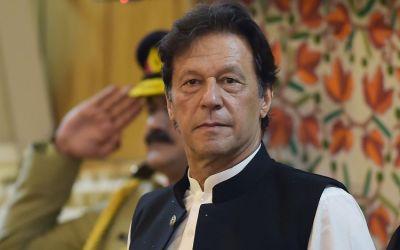 Pak PM Imran Khan says,