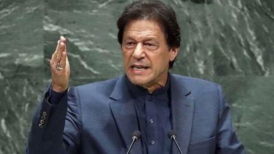 यूनाइटेड नेशंस में फिर शर्मिंदा हुए इमरान खान, पीएम मोदी को बोल बैठे 'प्रेजिडेंट'