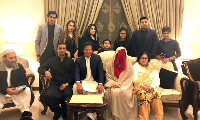 PM housing employee claims, said- Imran Khan's wife is not seen in the mirror
