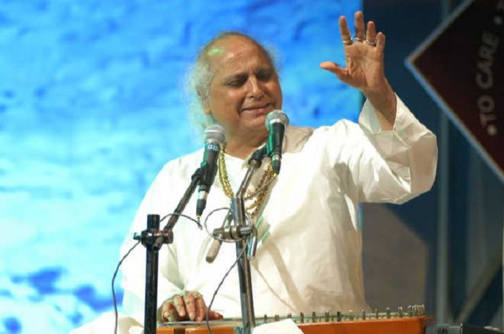 Planet named after Pandit Jasraj