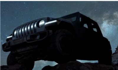 Jeep Wrangler Electric Concept Coming Soon