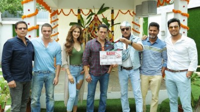 Salman Khan all set to release his action-drama 'Radhe' on this day