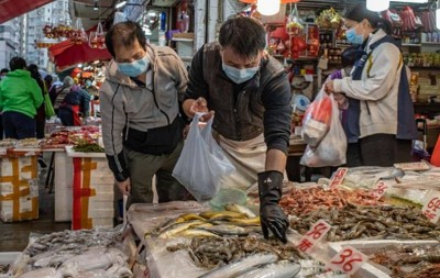 China decreases import of seafood from Kerala