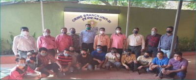 Mumbai Crime Branch busted gang making fake Aadhaar card of foreign nationals