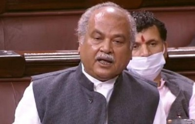 Agricultural Minister lashes out at opposition, says, 'Congress can do farming with blood'