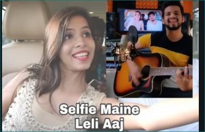 Mayur Jumani collab with Dhinchak Pooja, new version of 'Selfie Maine Le Li Aaj'